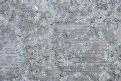 De textuur wordt gewist, beschadigde concrete deklaag royalty-vrije stock foto's