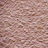 De Textuurachtergrond van de cement Bruine Muur Het concept van de bouw Stock Foto's