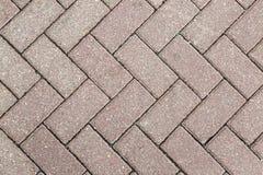 De textuurachtergrond van de granietstraatsteen Royalty-vrije Stock Afbeeldingen