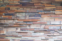 De textuurachtergrond van de hout houten muur, donkere houten muur Stock Foto's