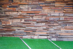 De textuurachtergrond van de hout houten muur, donkere houten muur Royalty-vrije Stock Foto