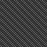 De textuurachtergrond van de koolstofvezel Stock Illustratie
