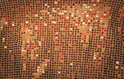 De textuurachtergrond van de lovertjemanier Royalty-vrije Stock Afbeeldingen