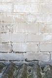 De textuurachtergrond van de muur Stock Foto's