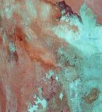 De textuurachtergrond van de muur Royalty-vrije Stock Fotografie