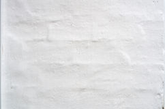 De textuurachtergrond van de muur Wit pleister natuurlijk patroon Stock Afbeelding