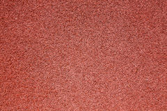 De textuurachtergrond van de renbaan rubberdekking Royalty-vrije Stock Foto