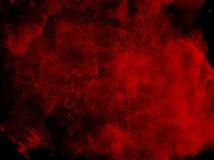 De textuurachtergrond van de rode kleurenverf stock illustratie
