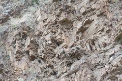 De textuurachtergrond van de rots stock foto's