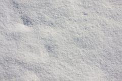 De textuurachtergrond van de sneeuw Royalty-vrije Stock Foto's