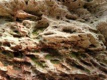 De textuurachtergrond van de steen Stock Fotografie