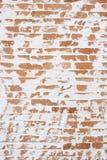 De textuurachtergrond van het bakstenen muurpatroon Stock Afbeelding