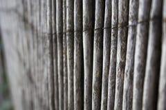 De textuurachtergrond van het bamboe Royalty-vrije Stock Foto's