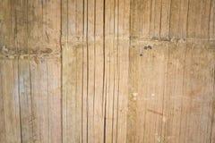 De textuurachtergrond van het bamboe Royalty-vrije Stock Afbeelding