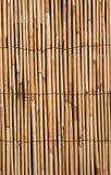De textuurachtergrond van het bamboe Royalty-vrije Stock Foto