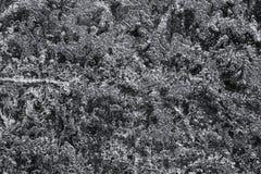 De textuurachtergrond van het ijs Stock Fotografie