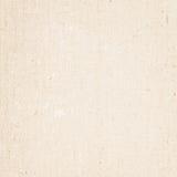 De textuurachtergrond van het linnencanvas Stock Afbeelding