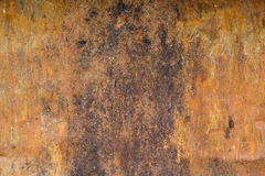 De textuurachtergrond van het roestmetaal Stock Afbeeldingen