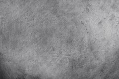 De textuurachtergrond van het staalaluminium, op roestvrij paneel wordt gekrast dat stock foto's