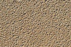 De textuurachtergrond van het zand Stock Fotografie