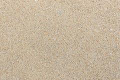 De textuurachtergrond van het zand Royalty-vrije Stock Fotografie