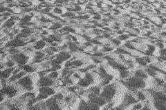 De textuurachtergrond van het zand Stock Foto's