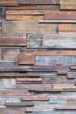 De textuurachtergrond van de hout houten muur, donkere houten muur Royalty-vrije Stock Afbeeldingen