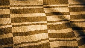 De textuurachtergrond van de kledingsstof Hoogste Mening van Doek Textieloppervlakte Natuurlijke linnentextuur voor de achtergron royalty-vrije stock fotografie