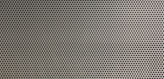 De textuurachtergrond van de metaal netto cirkel stock fotografie
