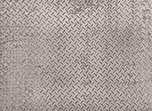 De Textuurachtergrond van de metaalplaat Stock Afbeelding