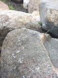 De textuurachtergrond van de steen Royalty-vrije Stock Fotografie