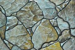 De textuurachtergrond van de steen royalty-vrije illustratie