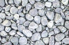 De textuurachtergrond van steenkiezelstenen veelkleurig voor binnenlandse buitendecoratie en industrieel bouwconceptontwerp stock afbeelding