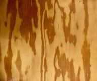 De Textuurachtergrond van de triplexvloer Royalty-vrije Stock Foto