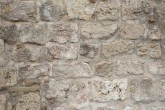 De textuurfotografie van de steenmuur Royalty-vrije Stock Foto's