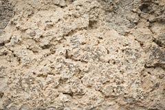 De textuurfotografie van de steenmuur Stock Foto