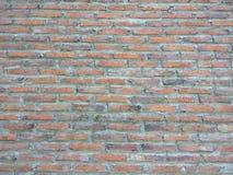 De textuurmateriaal van de muurbaksteen Stock Fotografie