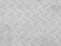 De textuurpatroon van het metaal Stock Fotografie