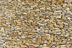 De textuursteen van de muur Royalty-vrije Stock Foto