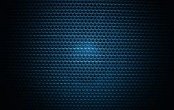 De textuurzwarte van de sprekersgrill vector illustratie