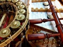 De Thailand instrumenten Arkivfoton