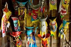 De Thaise Dans van het Spook. Royalty-vrije Stock Afbeelding