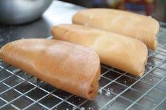De Thaise desserts zijn zoet Stock Foto's