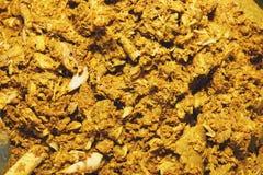 De Thaise nier van het deeg droge vissen van de keukenspaanse peper royalty-vrije stock foto