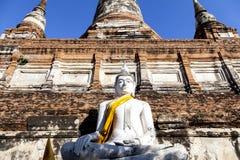 De Thaise Standbeelden van Boedha Royalty-vrije Stock Fotografie