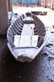 De Thaise Stijl van de roeiboot Royalty-vrije Stock Foto