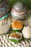 De Thaise stijl van het dessert Royalty-vrije Stock Foto