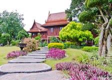 De Thaise Stijl van het huis Royalty-vrije Stock Foto's