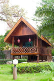 De Thaise stijl van het huis Stock Foto's