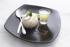 De Thaise stijl van het straatvoedsel Royalty-vrije Stock Foto